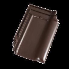 Керамическая черепица Koramic L15 Brown Engobe