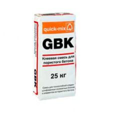 GBK Тонкошовная кладочная смесь для ячеистого бетона