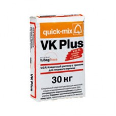 V.O.R. Кладочный раствор для лицевого кирпича VK plus