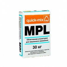 MPL Облегченная штукатурка для машинного нанесения