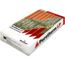 Легкая штукатурка Porotherm LP
