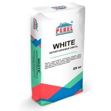 Клеевая смесь PEREL WHITE